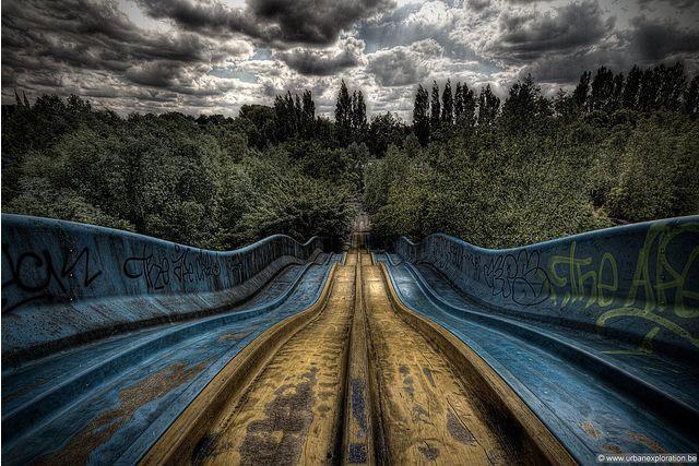 Công viên giải trí lâu đời nhất châu Âu: Vắng bóng người lui tới sau tai nạn khiến 1 bé trai mất cả cánh tay, rồi lặng lẽ đóng cửa và bị bỏ hoang suốt 16 năm qua - Ảnh 11.