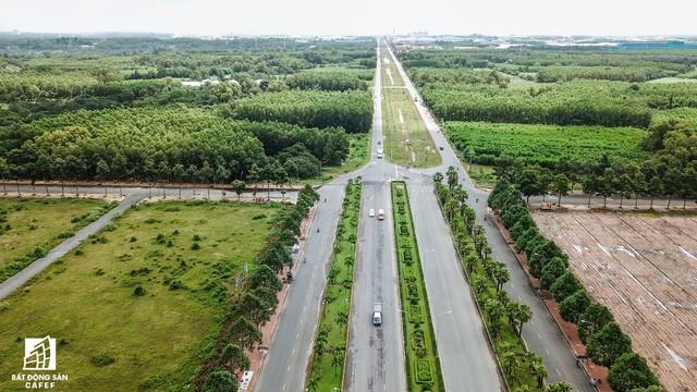 Khu đô thị mới Nhơn Trạch hiện giờ ra sao sau 5 lần sốt đất? - Ảnh 3.