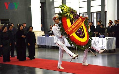 Lễ viếng Chủ tịch nước Trần Đại Quang - Ảnh 48.