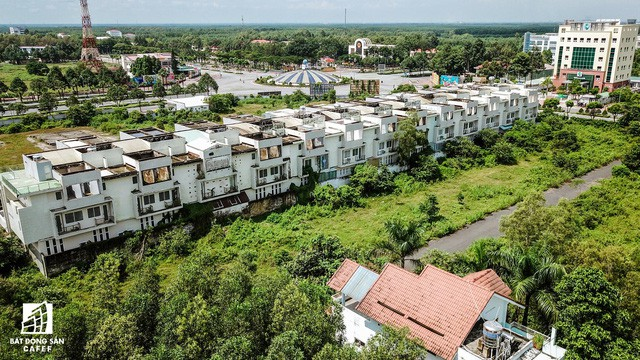 Khu đô thị mới Nhơn Trạch hiện giờ ra sao sau 5 lần sốt đất? - Ảnh 6.