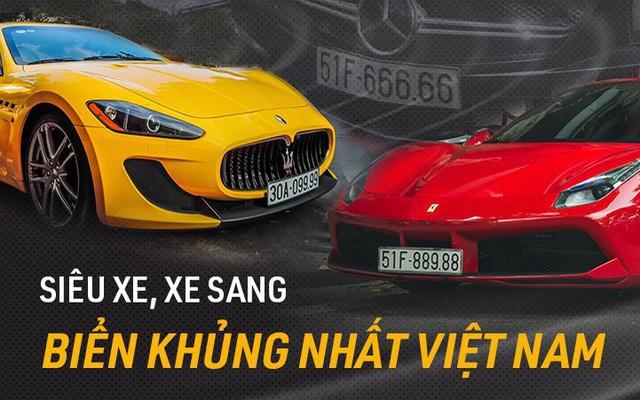 đầu tư giá trị - photo 1 1538098978761326009234 - Những siêu xe/xe sang đeo biển số đẹp nhất Việt Nam (P.1)