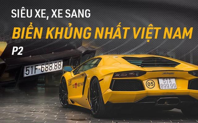 đầu tư giá trị - photo 1 15380992761842134097296 - Những siêu xe/xe sang đeo biển số đẹp nhất Việt Nam (P.2)
