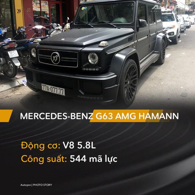 đầu tư giá trị - photo 4 15380989805561186461764 - Những siêu xe/xe sang đeo biển số đẹp nhất Việt Nam (P.1)