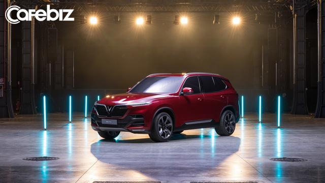 VinFast vừa công bố tên gọi 2 mẫu xe đầu tiên là LUX A2.0 và LUX SA2.0 - Ảnh 3.