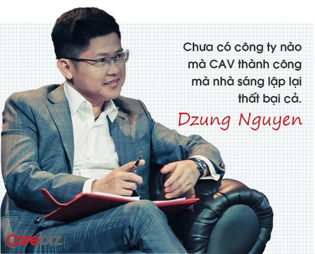 Bị bố mẹ mắng học ngân hàng mà đi bán trà sữa, sinh viên được Shark Dzung nhắn nhủ: Hãy làm CEO cuộc đời mình, chạy theo đam mê chứ đừng sống vì bố mẹ! - Ảnh 1.