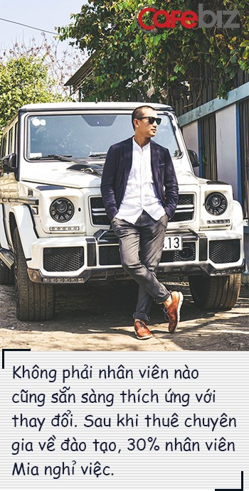 Chân dung CEO 8x của Mia.vn: Thời sinh viên đã kiếm trăm triệu/tháng từ bán balo, từng gặp khó khi nhà cung ứng chủ chốt rút toàn bộ hàng hóa và yêu cầu trả công nợ ngày giáp Tết - Ảnh 7.