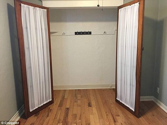 Mỹ: Nhiều người sẵn sàng bỏ 13 triệu/tháng để thuê căn phòng siêu nhỏ, bồn cầu và lò nướng đặt cạnh nhau - Ảnh 3.