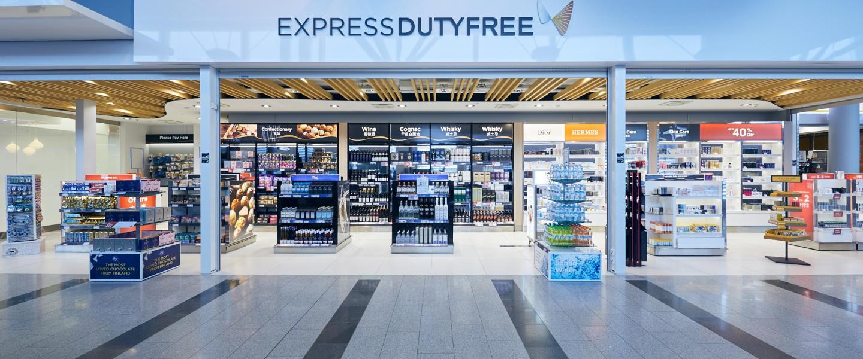 không nên mua - Hàng miễn thuế tại sân bay
