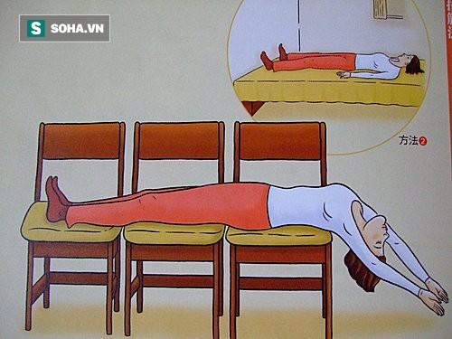 Cách chữa đau cổ vai gáy, cột sống hiệu quả nổi tiếng: Người có bệnh hay chưa đều nên tập - Ảnh 1.