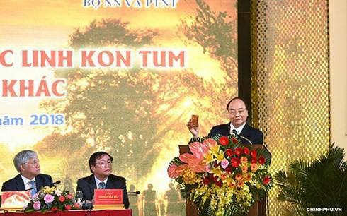 Thủ tướng kỳ vọng sâm Ngọc Linh mang lại giá trị tỷ USD thập niên tới - Ảnh 2.