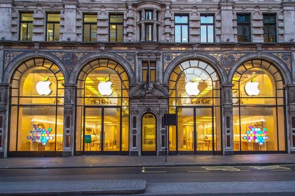 Choáng ngợp trước những cửa hàng Apple độc đáo nhất trên thế giới - Ảnh 1.