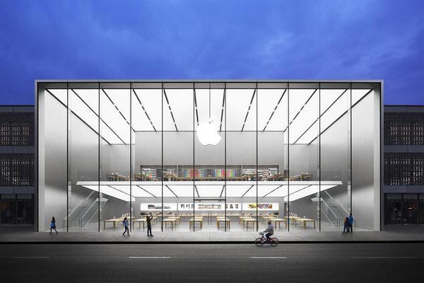 Choáng ngợp trước những cửa hàng Apple độc đáo nhất trên thế giới - Ảnh 3.