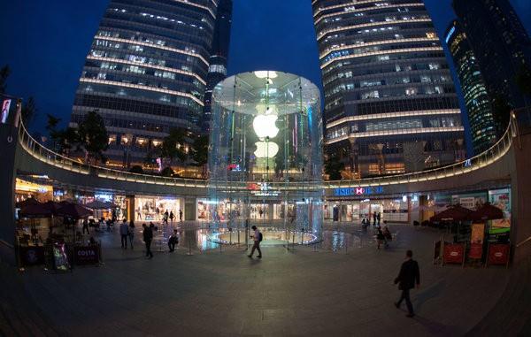 Choáng ngợp trước những cửa hàng Apple độc đáo nhất trên thế giới - Ảnh 4.