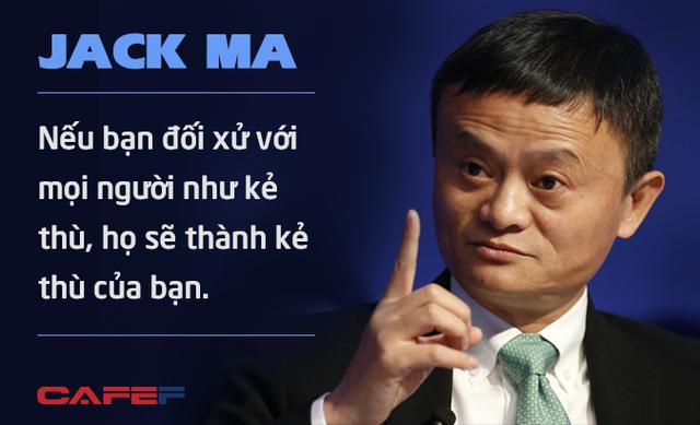 Jack Ma nghỉ hưu ở tuổi 54 vì không muốn chết ở văn phòng: Chúng ta không được sinh ra để dành toàn bộ thời gian cho công việc mà để tận hưởng cuộc sống và giúp những người khác tốt lên - Ảnh 2.
