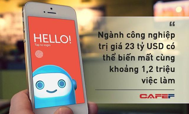 Call center thời 4.0: Cuộc chạy đua giữa chat bot và con người trong ngành công nghiệp hàng chục tỷ USD của Philippines - Ảnh 1.
