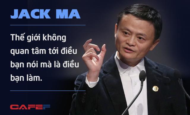 Jack Ma nghỉ hưu ở tuổi 54 vì không muốn chết ở văn phòng: Chúng ta không được sinh ra để dành toàn bộ thời gian cho công việc mà để tận hưởng cuộc sống và giúp những người khác tốt lên - Ảnh 3.