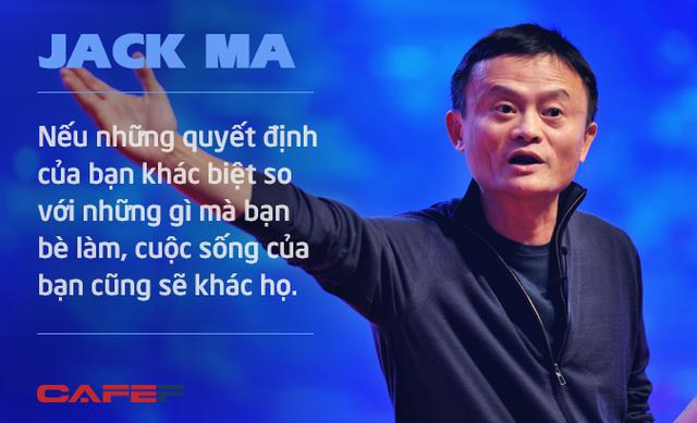 Jack Ma nghỉ hưu ở tuổi 54 vì không muốn chết ở văn phòng: Chúng ta không được sinh ra để dành toàn bộ thời gian cho công việc mà để tận hưởng cuộc sống và giúp những người khác tốt lên - Ảnh 4.