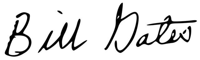 Chữ ký từ đơn giản, nguệch ngoạc tới cầu kỳ, uốn lượn tiết lộ tính cách và báo trước dấu hiệu giàu sang của các tỷ phú - Ảnh 4.
