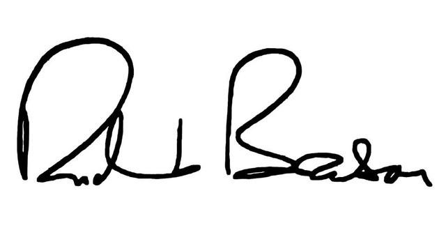 Chữ ký từ đơn giản, nguệch ngoạc tới cầu kỳ, uốn lượn tiết lộ tính cách và báo trước dấu hiệu giàu sang của các tỷ phú - Ảnh 9.
