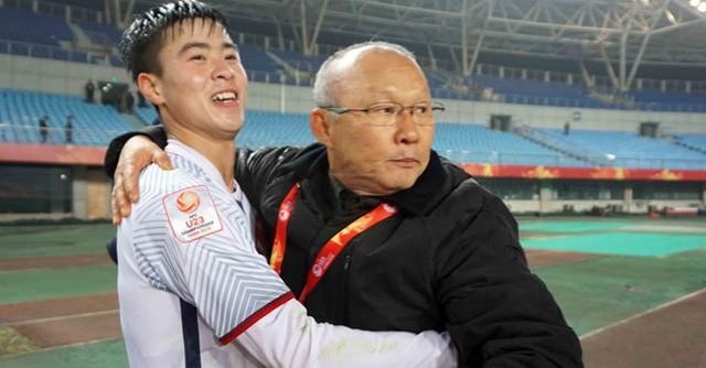 Kỉ luật làm nên sức mạnh: U23 Việt Nam chiến thắng, đừng quên cảm ơn huấn luyện viên Park Hang Seo - Ảnh 1.