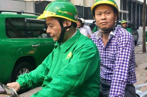 Đừng ngạc nhiên khi thấy CEO Mai Linh chạy xe ôm, không thiếu CEO công nghệ từ lâu nay đã sáng chạy xe ôm, tối làm giúp việc... - Ảnh 5.