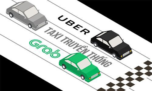 Uber Việt Nam có trở thành hãng taxi để tranh đua công bằng? - Ảnh 2.