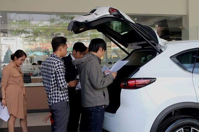 9 chính sách lớn về ô tô có hiệu lực từ hôm nay - Ảnh 1.