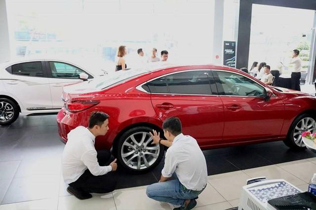9 chính sách lớn về ô tô có hiệu lực từ hôm nay - Ảnh 2.