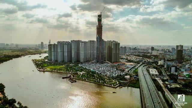Những dự án và khu vực có tầm ảnh hưởng lớn đến thị trường địa ốc TP.HCM năm 2018 - Ảnh 1.