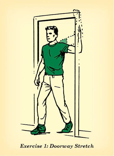 6 động tác đơn giản giúp dân văn phòng chống gù lưng, giữ dáng chuẩn - Ảnh 2.