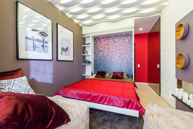 Căn phòng13m2 biến hóa thoải mái, tiện nghi cho cuộc sống của một gia đình trẻ - Ảnh 1.