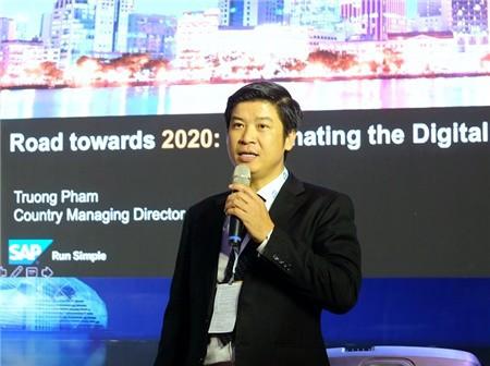 Microsoft Việt Nam có Tổng giám đốc người Việt - Ảnh 1.