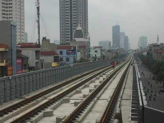 Đường sắt Cát Linh - Hà Đông: Vỡ tiến độ, nợ chồng nợ - Ảnh 1.