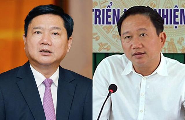 Xét xử ông Đinh La Thăng, Trịnh Xuân Thanh và đồng phạm: Các bị cáo được đưa trở lại phòng xử  - Ảnh 12.