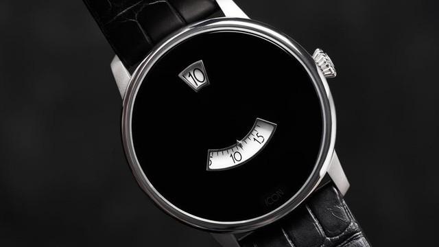 """5 chiếc chiếc máy đếm thời gian đặc biệt nhất, phá vỡ mọi quan điểm """"đóng khung"""" về thiết kế đồng hồ - Ảnh 3."""