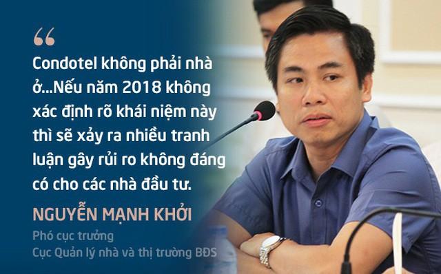 Chủ tịch FLC Trịnh Văn Quyết: Căn hộ condotel đang hoạt động rất hợp pháp và không cần điều chỉnh gì nữa - Ảnh 3.