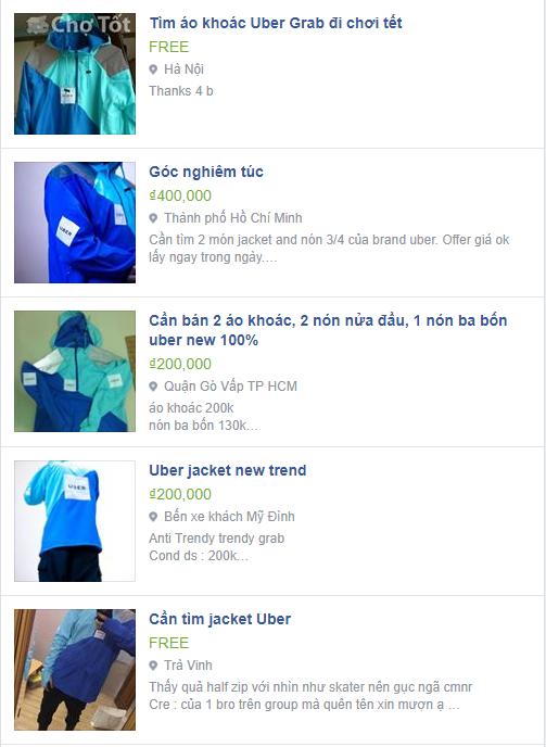 Đồng phục UberMOTO bất ngờ thành trào lưu thời trang mới của giới trẻ Việt, được lùng mua gay gắt trên MXH - Ảnh 3.