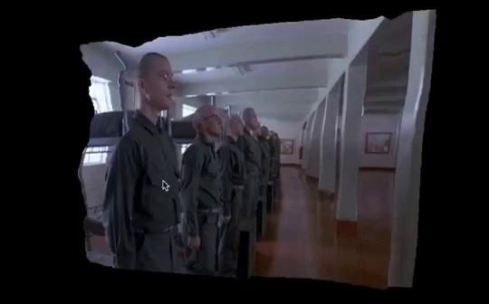AI giờ đây có thể đưa con người vào... trong phim nhờ tạo ra không gian 3D từ những hình ảnh 2D - Ảnh 3.