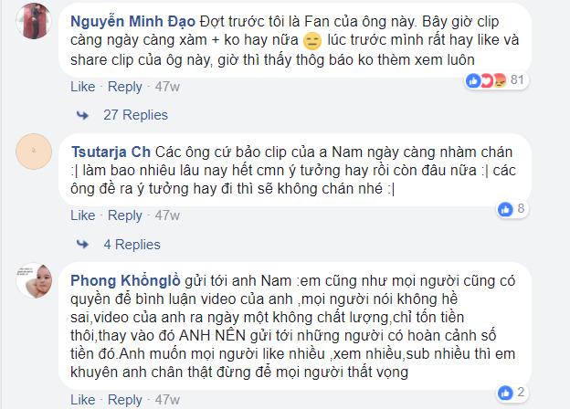 YouTuber top 3 Việt Nam tiết lộ: Clip triệu view vẫn có thể không được kiếm tiền dù chưa vi phạm gì - Ảnh 4.