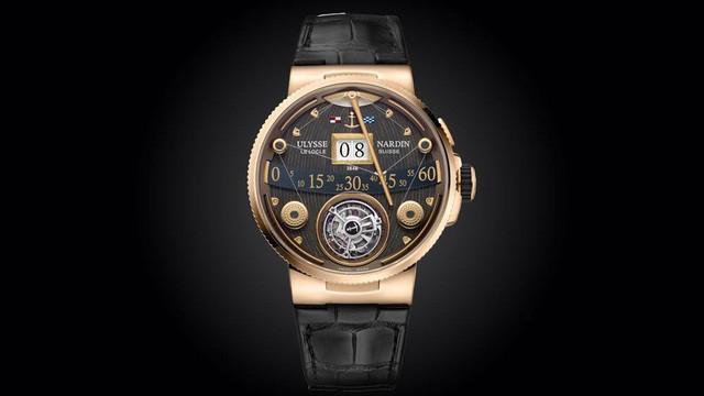"""5 chiếc chiếc máy đếm thời gian đặc biệt nhất, phá vỡ mọi quan điểm """"đóng khung"""" về thiết kế đồng hồ - Ảnh 5."""