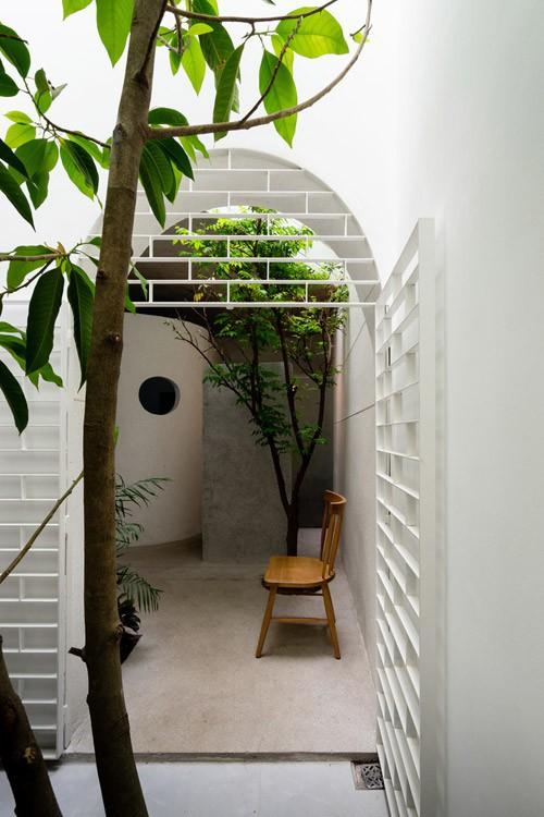 photo 5 1516074641348 - Ngắm vẻ đẹp hoài cổ của căn nhà 2 tầng ở Bình Dương tuyệt đẹp