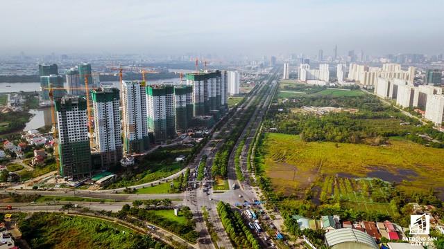 Những dự án và khu vực có tầm ảnh hưởng lớn đến thị trường địa ốc TP.HCM năm 2018 - Ảnh 7.