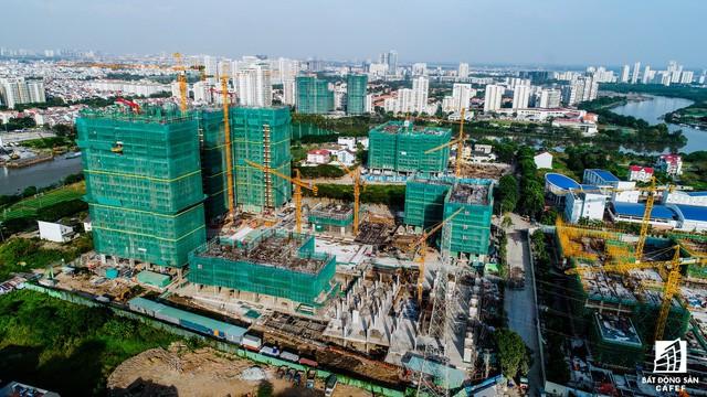 Loạt dự án lớn của Novaland tại TP.HCM hiện nay ra sao? - Ảnh 10.