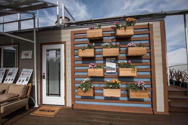 Cận cảnh ngôi nhà 22m2 có thể tự xoay để đón nắng - Ảnh 10.