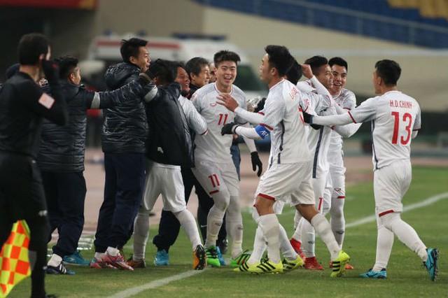 Kỉ luật làm nên sức mạnh: U23 Việt Nam chiến thắng, đừng quên cảm ơn huấn luyện viên Park Hang Seo - Ảnh 2.