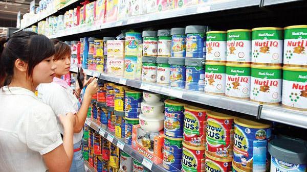 """Thị trường sữa """"em bé"""" Việt Nam quyến rũ đại gia Nhật? - Ảnh 1."""