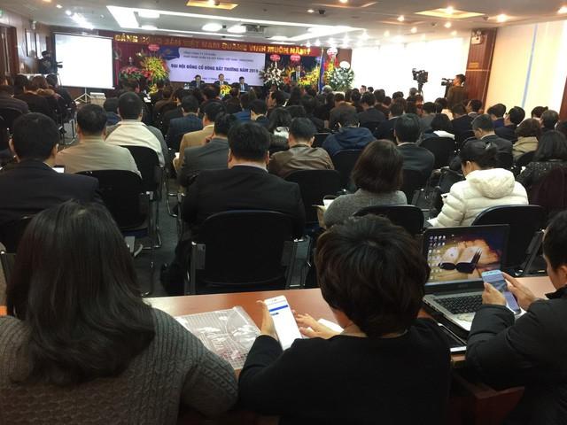 ĐHCĐ bất thường Vinaconex: CEO Ecopark Đào Ngọc Thanh, đại diện nhóm cổ đông An Quý Hưng giữ chức chủ tịch HĐQT Vinaconex - Ảnh 1.