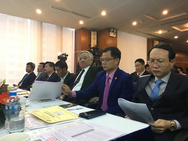 ĐHCĐ bất thường Vinaconex: CEO Ecopark Đào Ngọc Thanh, đại diện nhóm cổ đông An Quý Hưng giữ chức chủ tịch HĐQT Vinaconex - Ảnh 2.
