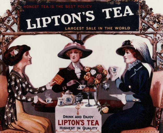 Ai cũng biết Lipton là trà, nhưng Lipton còn là 1 doanh nhân vĩ đại của lịch sử - Ảnh 3.