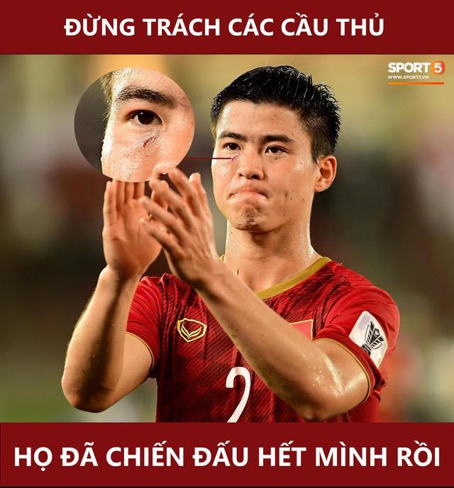 Nếu Việt Nam thua Iran, xin đừng quay lưng với những chàng trai đang hát vang Quốc ca Việt Nam ở đấu trường châu lục - Ảnh 1.
